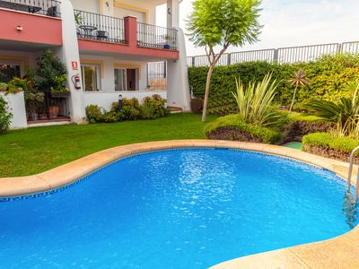 Photo for A luxury apartment in a traditional Spanish village for 4 people
