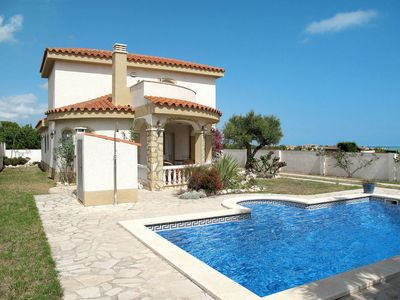 Photo for Vacation home Silva (MPL231) in Miami Platja - 6 persons, 3 bedrooms