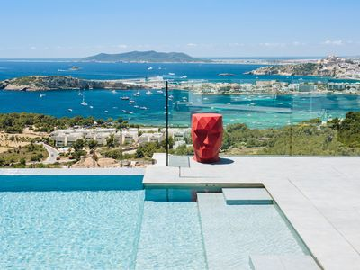 Photo for Luxurious Mansion with Infinity Pool, Panoramic View, Extravagant Features and Maximum Level of Privacy; Parking Available