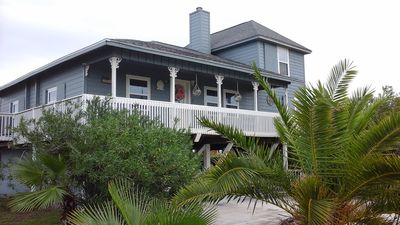 Photo for Beachy Keen - Beautiful House with Ocean and Bay Views on Wraparound Deck