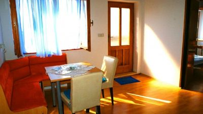 Photo for Apartment in an old house in the Croatian town