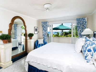 Photo for Beachfront Condo with Spa Pool - Reeds House 5