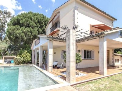 Photo for R4D Luxury Villa with Pool in Piera near Castell