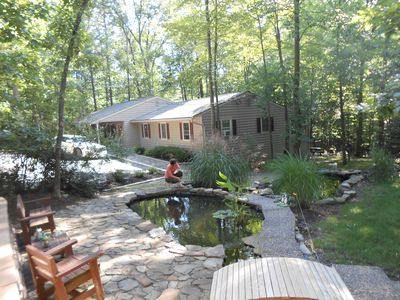 Photo for Indian Grave Retreat - Fulton County, PA,Sleeps 16