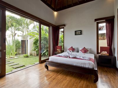 Photo for Villa Private Pool Sahaja 4 Surrounded by Rice Fields