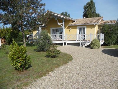 Photo for BEAUTIFUL VILLA WITH HEATED SWIMMING POOL