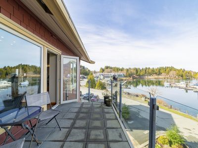 Photo for Boat Basin Retreat- Harbourview condo with spectacular views