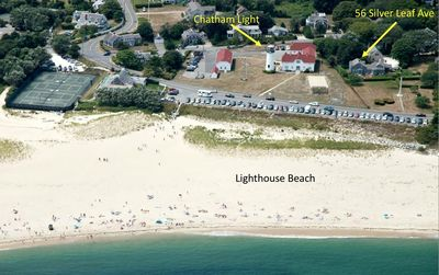 Photo for Appealing Chatham Village Home Next to Chatham Light; 056-C; Sleeps 9