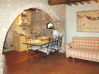 Photo for Vacation home Santa Enerichetta (PNC160) in Pomarance - 4 persons, 1 bedrooms