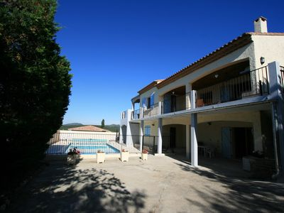 Photo for Luxury House with Large Heated Private Pool and Games Room in the Herault region