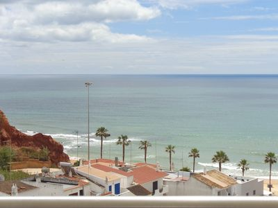 Photo for AT71 Beautiful 1 bedroom apartment with excellent sea views