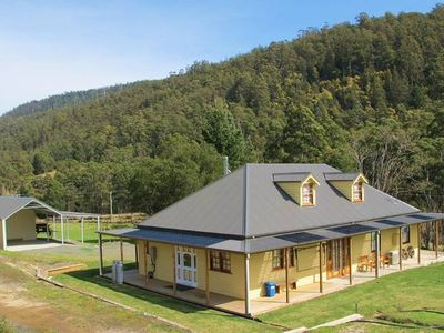 Photo for Skylark Homestead - located at Huon Valley