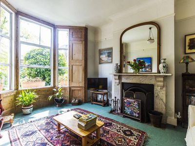 Photo for Gorgeous Victorian Home w/Garden up to 6 guests!