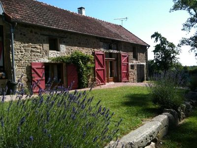 Photo for Gite Beaune-d'Allier, 2 bedrooms, 5 persons