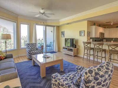 Photo for 2301 SeaCrest- Awesome Beach Location! Steps to the Ocean,Shopping & Dining.