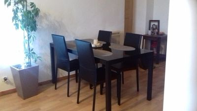Photo for Peaceful apartment at the foot of the Luberon