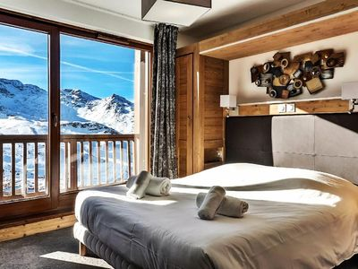 Photo for 4BR Apartment Vacation Rental in VAL THORENS