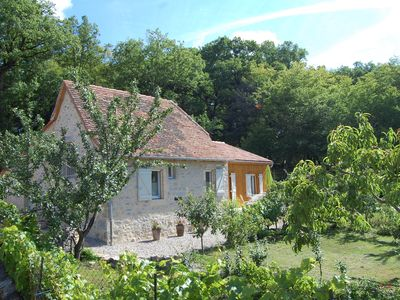 Photo for Lodging for 4 people closer to nature, located in Mayrinhac-Lentour