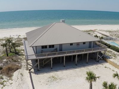 Photo for Coastal Cottage is situated on the island's east end near the State Park.