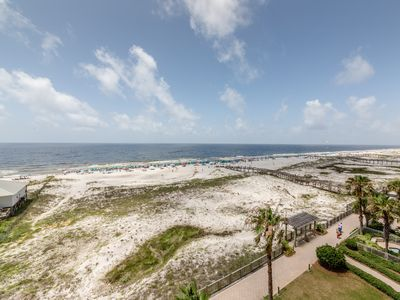 Photo for Beach Club 601A Corner Unit 4/4 Sleeps 10 Relax in paradise!