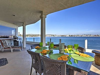 Beachfront San Diego Condo w/Patio on the Bay!