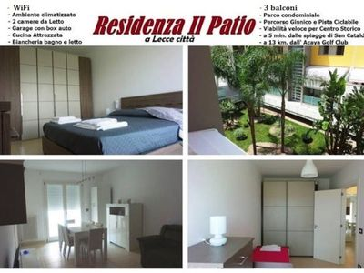 Photo for IL PATIO flat in Lecce, only 5 minutes far from the sea and the beach