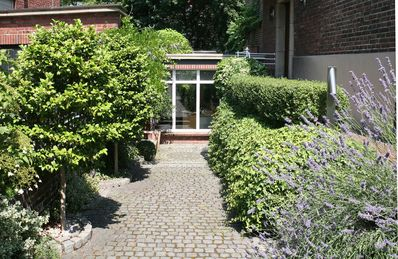 Photo for Apartment in a quiet, green residential area, yet close to town
