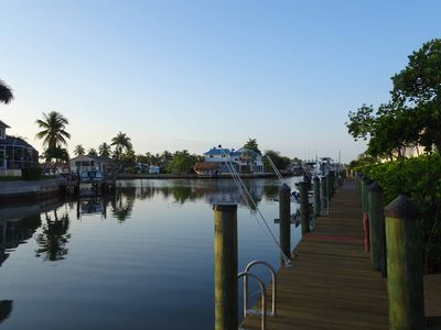 Photo for Waterfront... Beautiful View, Boat Dock, Community Pool... Minutes From Beach