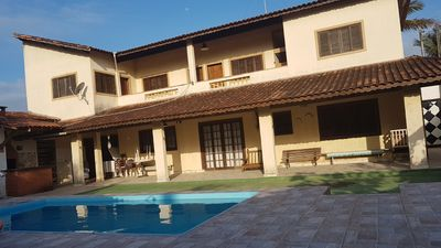 Photo for 5 bedroom house with pool in Mongaguá