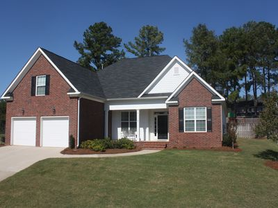 Photo for Great Masters Rental with 3 Bedrooms downstairs and 1 upstairs!