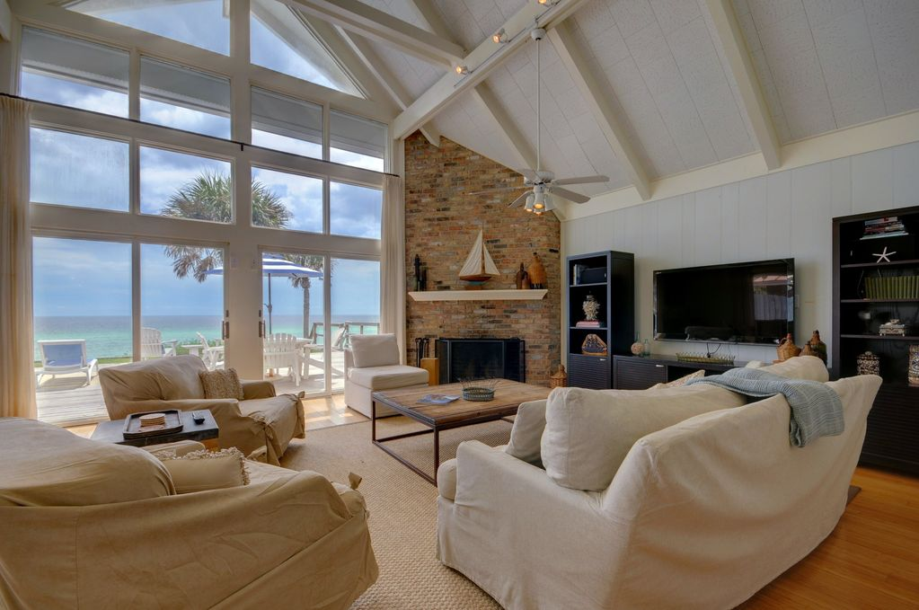 GULF FRONT HOME - SEAGROVE-
