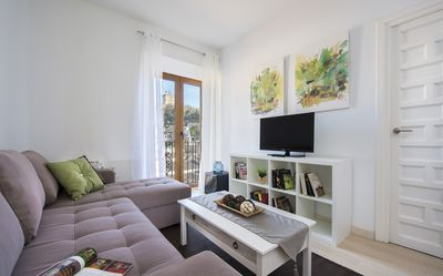 Photo for Bright 1 Bd apartm Prime location and views to the Alhambra. Plaza Nueva Granada,
