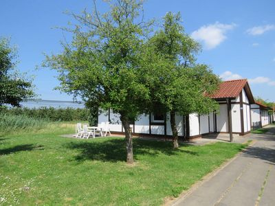Photo for Holiday house 317 Kogge 60qm up to 6 persons with pets - Holiday home Kogge in the holiday village Altes Land