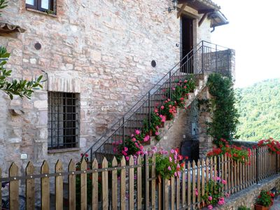 Photo for Macerino house in the green hills of Umbria