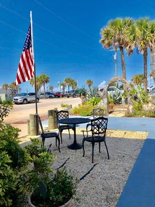 Photo for Beautiful beachside retreat, steps from the ocean & restaurants! Apt. C