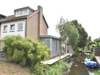 Photo for Bright house with large garden near beach, sea and Amsterdam.