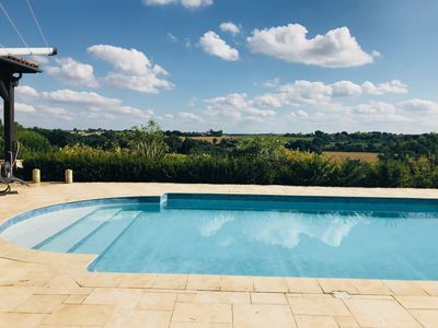 Photo for NEW LISTING! Special promotional  rates - Stunning views, pool, 4 BR Spacious