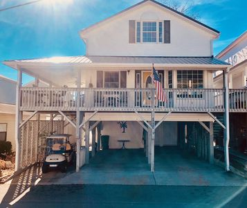 Photo for The Sonshine House Welcomes Pet Friendly Families With 2 Golf Carts Available!