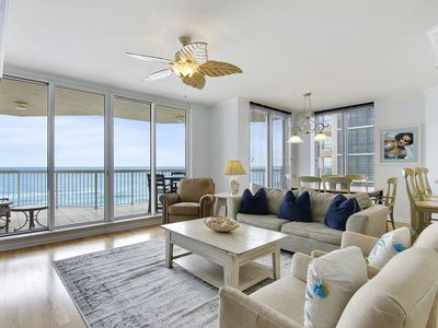 Photo for Silver Beach Towers 706W! Perfect 7th Flr Views * New Photos * Golf, Dolphin Cruise, Fishing & More!