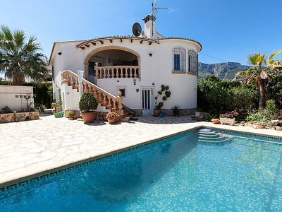 Photo for Vacation home Tulipán  in Dénia, Costa Blanca - 6 persons, 3 bedrooms