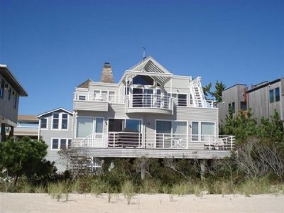 Photo for Great Oceanfront House In Harvey Cedars -Great Beach And Close To All Amenities