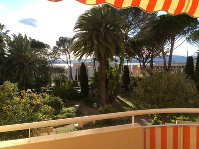 Photo for Grand nice and bright studio sea view Santa Lucia