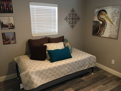 Photo for Studio 5 - Bedroom with separate office