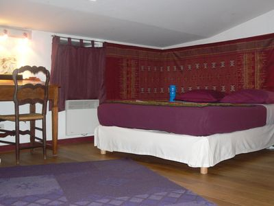 Photo for LE PETIT SIAM - Bed and Breakfast with shared SB - Center Clermont-FD