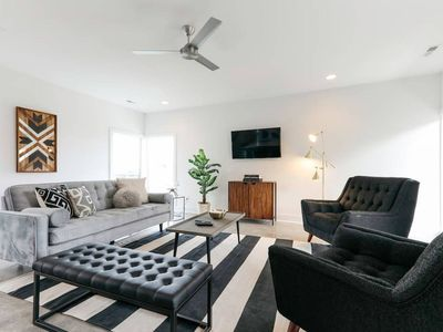 Photo for Domio | Music Row | Posh 3BR + Spacious Rooftop
