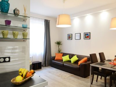 Photo for Golden Square Very nice apartment Near the beach 2 to 6 people