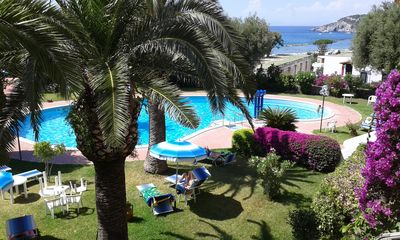 Relax In The Green Near The Sea And From The Center Of Forio Forio