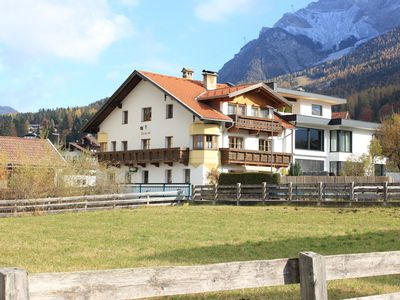 Photo for Large, central and near the FREE pool complex in Ehrwald