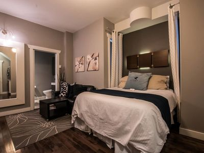 Photo for Bower on Queen. Best-rated locations in Moncton! - great for couples! 102