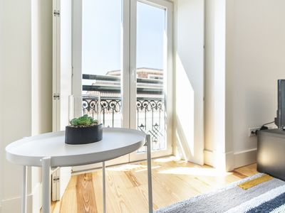 Photo for Fancy 1BR Flat at the heart of Lisbon II | Gonzalo's Guest